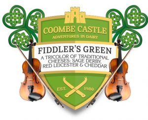 Coombe Castle Fiddlers Green label