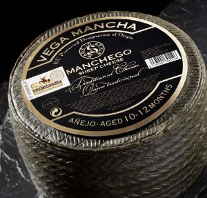 Vega Manchego with truffles