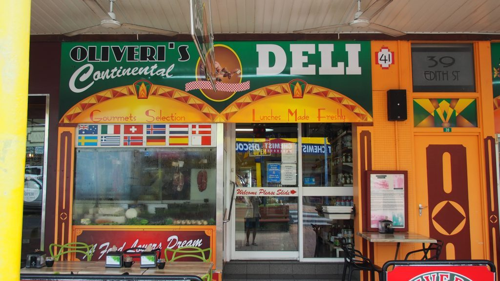 Picture of deli